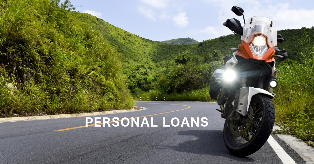 personal bike loan
